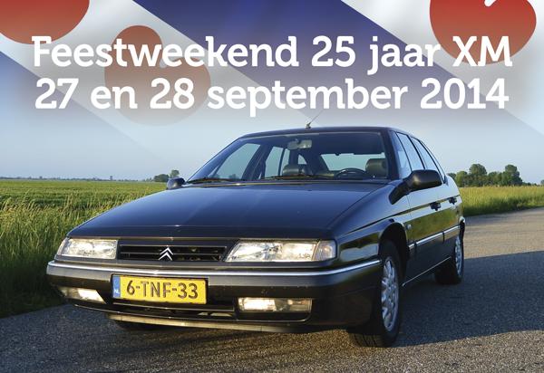 Citroën Xm 25 jaar
